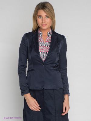 Пиджак TATUUM. Цвет: темно-синий