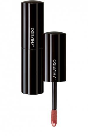 Помада-блеск Lacquer Rouge RS322 Shiseido. Цвет: бесцветный