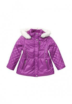 Куртка утепленная Sela. Цвет: фуксия