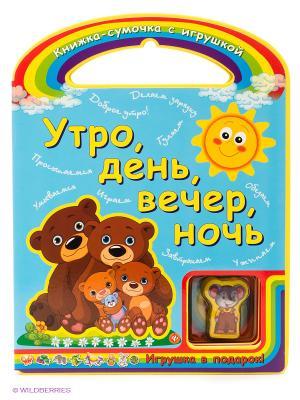 Утро, день, вечер, ночь Феникс-Премьер. Цвет: голубой