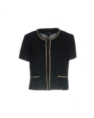 Пиджак ST. JOHN. Цвет: черный