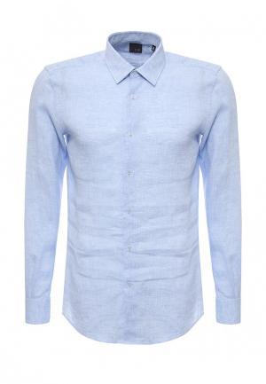 Рубашка Lab. Pal Zileri. Цвет: голубой