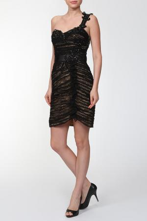 Платье Basix Black Label. Цвет: черный