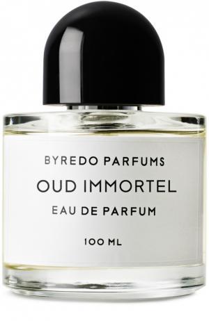 Парфюмерная вода Oud Immortel Byredo. Цвет: бесцветный