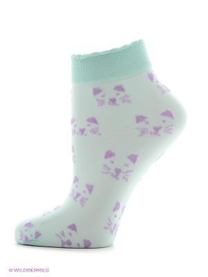 Носки детские Penti. Цвет: бирюзовый