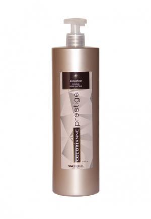 Шампунь для окрашенных волос Brelil Professional. Цвет: бежевый