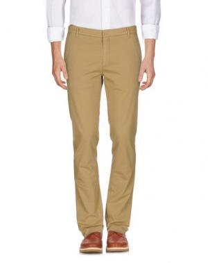 Повседневные брюки C.P. COMPANY. Цвет: песочный