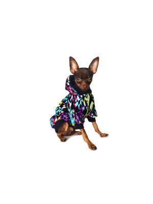 Куртка для собак Ай Да Пес. Цвет: черный