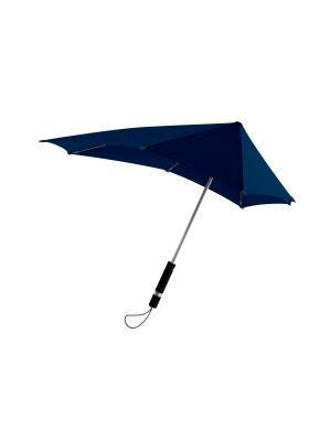 Зонт-трость senz Original midnight blue. Цвет: голубой