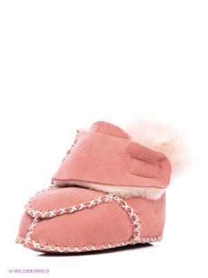 Тапочки 4U. Цвет: розовый