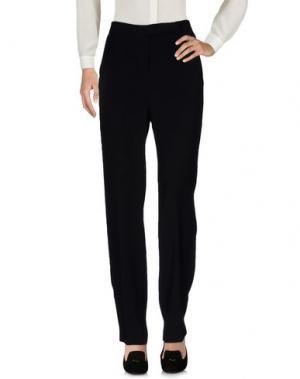 Повседневные брюки DANIELE CALCATERRA. Цвет: черный