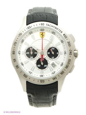 Часы SCUDERIA FERRARI. Цвет: черный, серебристый