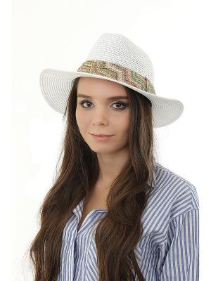 Шляпа Happy Charms Family. Цвет: белый, зеленый, коричневый, голубой