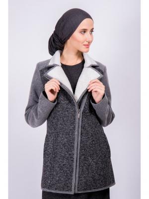 Пальто Bella kareema. Цвет: черный