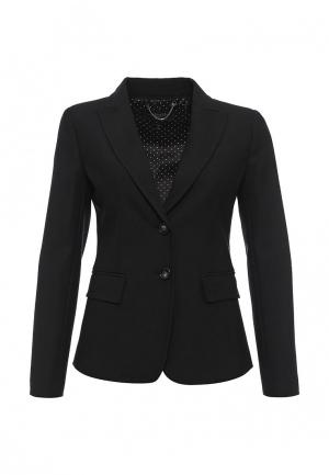 Пиджак Weekend Max Mara. Цвет: черный