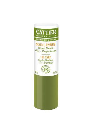 Cattier Питательный Бальзам Для Губ  Олива-Манго , 4 Г. Цвет: бежевый