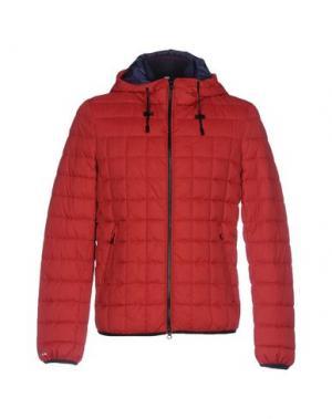 Куртка BOSIDENG. Цвет: красный