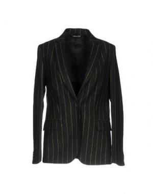 Пиджак BRIAN DALES. Цвет: стальной серый