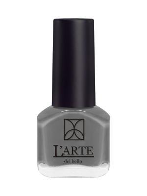 Лак для ногтей MINI LARTE, 3427, шт L'arte del bello. Цвет: серый