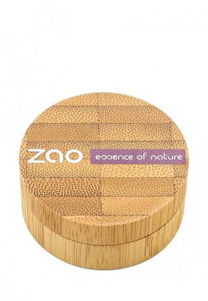 Тени для век ZAO Essence of Nature. Цвет: голубой