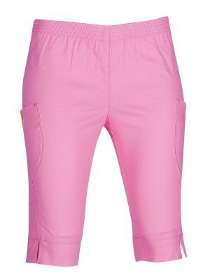 Бриджи WOW. Цвет: розовый