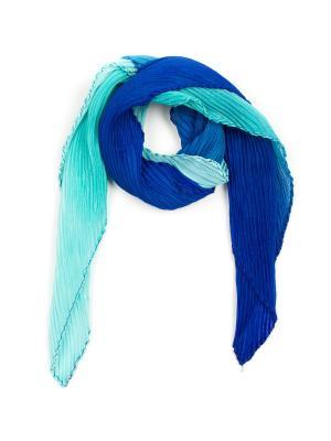 Платок Pretty Mania. Цвет: светло-голубой, синий