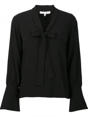 Блузка Diana Alexis. Цвет: чёрный