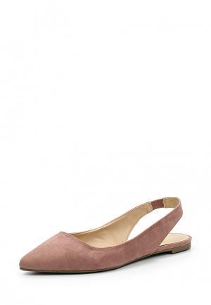 Туфли Dorothy Perkins. Цвет: розовый
