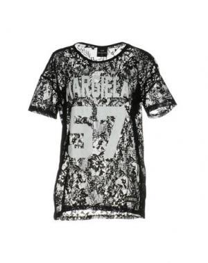 Блузка LES (ART)ISTS. Цвет: черный