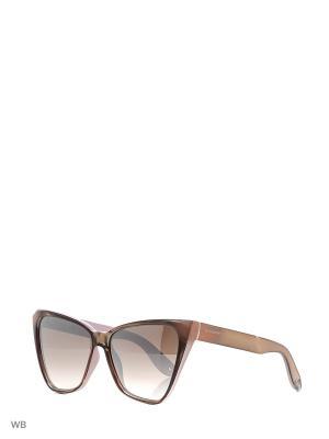 Солнцезащитные очки GIVENCHY. Цвет: розовый