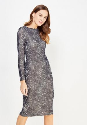 Платье Pallari. Цвет: серый
