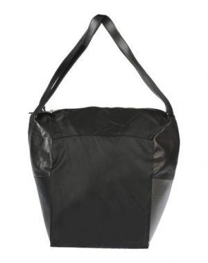 Сумка на плечо CARMINA CAMPUS. Цвет: черный