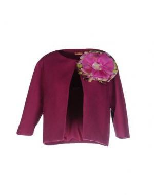 Пиджак MACRÍ. Цвет: розовато-лиловый