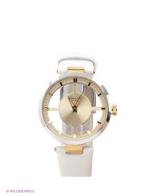Часы Kenneth Cole. Цвет: белый