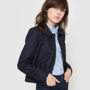 Жакет-пальто MADEMOISELLE R. Цвет: розовый,темно-синий