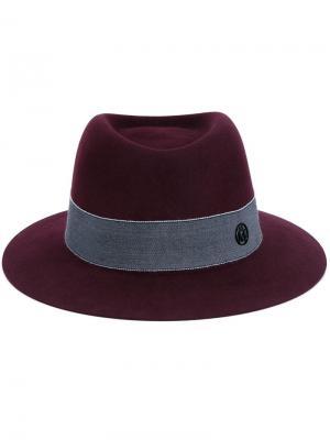Шляпа 'Andre' Maison Michel. Цвет: серый