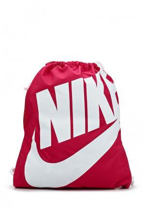 Мешок Nike. Цвет: розовый
