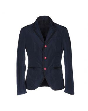 Пиджак AQUARAMA. Цвет: темно-синий