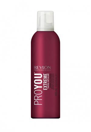 Мусс Revlon Professional. Цвет: фуксия