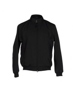 Куртка LEVIATHAN. Цвет: черный