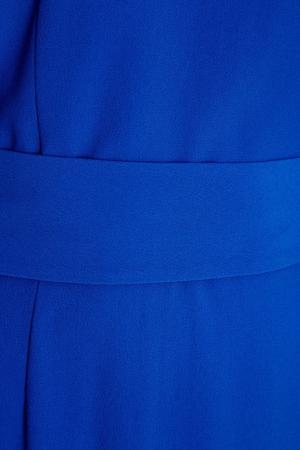 Платье в пол Alexander Terekhov. Цвет: синий