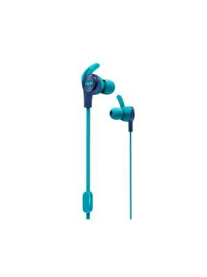Наушники с микрофоном Monster iSport Achieve (Blue). Цвет: синий