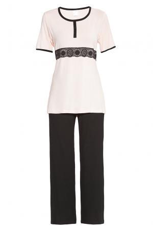 Комплект из модала (джемпер и брюки) 175806 Blackspade