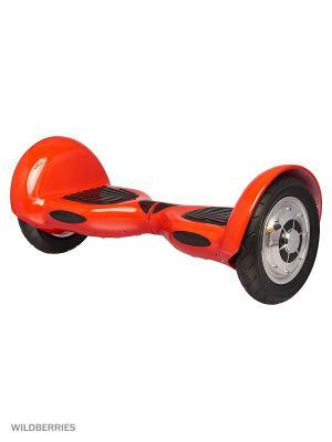 Оригинальный гироскутер CarWalk Offroad. Размер колеса 10 дюймов.. Цвет: красный