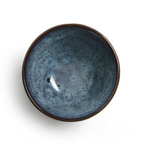 2 чашки чайные из эмалированной керамики, Vésanie AM.PM.. Цвет: синий/ каштан