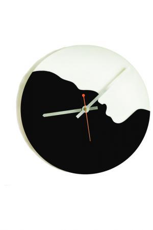 Часы Инь и Янь W-ERA. Цвет: черный, белый