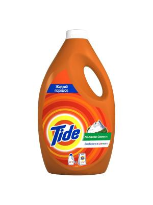 Жидкий Порошок Tide Альпийская свежесть 2,47 л. Цвет: оранжевый