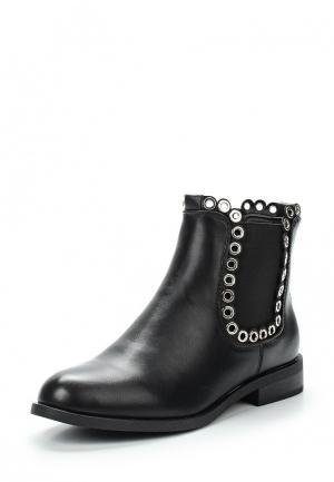 Ботинки Diamantique. Цвет: черный