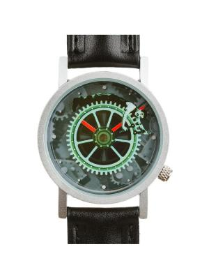 Часы The Unemployed Philosophers Guild Chaplin Watch. Цвет: черный