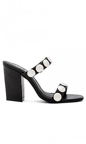 Туфли на каблуке sheri Sol Sana. Цвет: черный